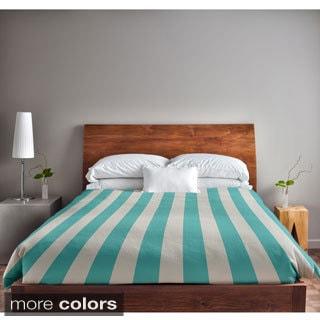 104 x 88 Stripe Duvet Cover