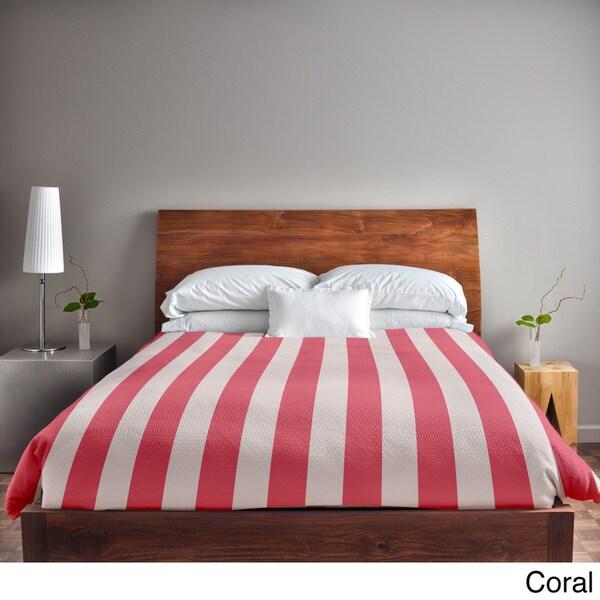 68 x 88 Stripe Duvet Cover