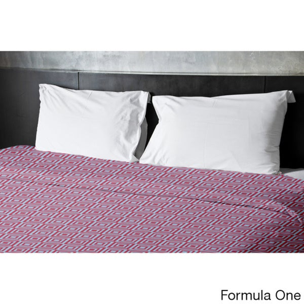 68 x 92 Geometric Duvet Cover