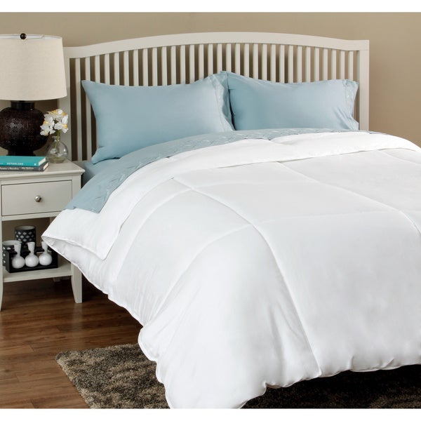 Spring Air Best Fit Oversized Down Alternative Comforter (As Is Item)