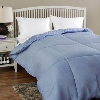 Spring Air Best Fit Oversized Down Alternative Comforter