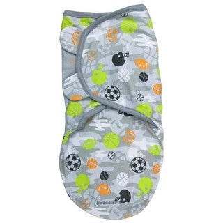 Summer Infant Cotton Knit Sports Camo Swaddler