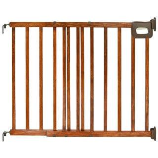 Summer Infant Deluxe Wood Stairway Gate