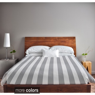 104 x 88 Stripe Duvet Cover
