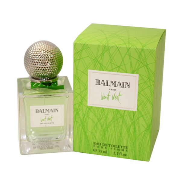 Pierre Balmain 'Vent Vert' Women's 2.5-ounce Eau de Toilette Spray