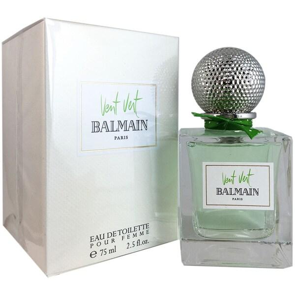 Pierre Balmain 'Vent Vert' Women's 2.5-ounce Eau de Toilette Spray