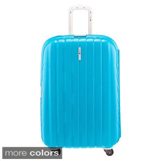 Delsey Helium Colors 30-inch Hardside Spinner Upright Suitcase