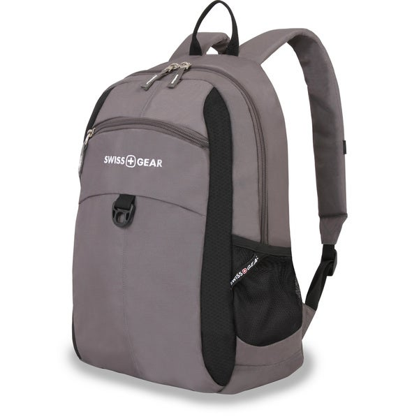 SwissGear Grey/Black 17-inch Tablet Backpack