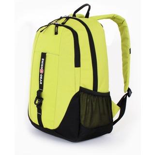 SwissGear Green 18-inch Tablet Backpack