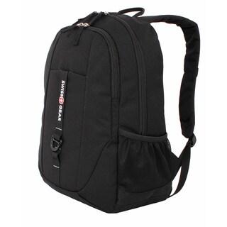 SwissGear Black Cod 18-inch Tablet Backpack