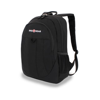 SwissGear Black Cod 17-inch Tablet Backpack