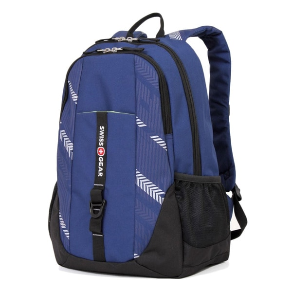 SwissGear Navy Latitude 18-inch Tablet Backpack
