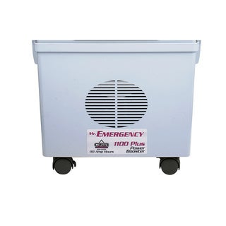 Mr. Emergency PLUS 110-Ah Power Booster for GG5515 Generator