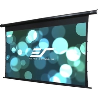 Elite Screens Electric100HT Spectrum Tab-Tension Ceiling/Wall Mount E