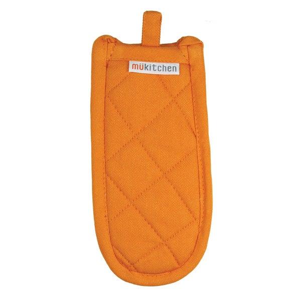 Orange Cotton Handleslips