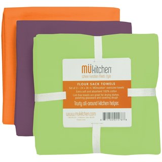 Cotton Flour Sack Towel (Set of 3)