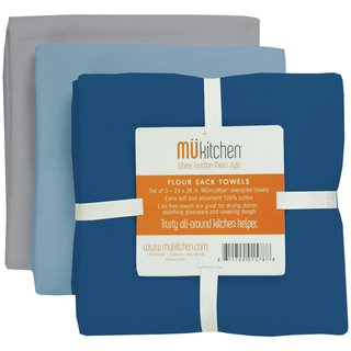 Cotton Flour Sack Towel (Set of 3)