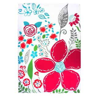 Wildflowers Cotton Kitchen Towel