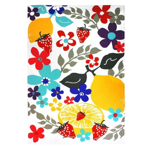 MUkitchen Fruit Salad Cotton Kitchen Towel