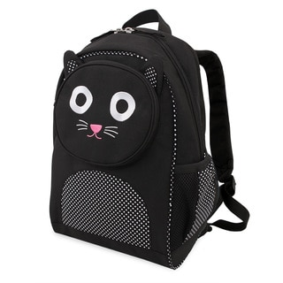 French West Indies Frenchies Salt and Pepper The Cat Backpack