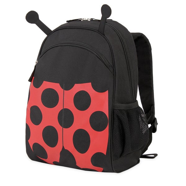 French West Indies Frenchies Lady Bug Backpack
