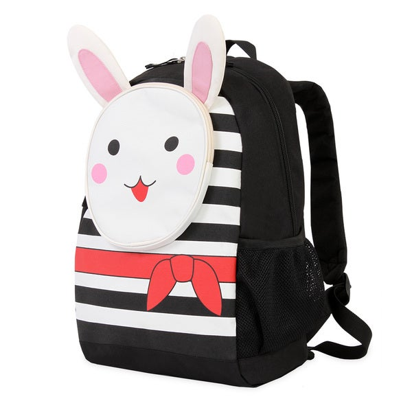 French West Indies Frenchie The Bunny Backpack