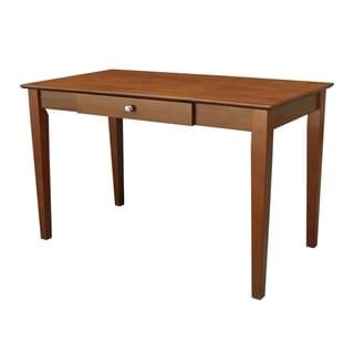 Espresso 1-drawer 48-inch Writing Desk