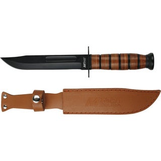 MTech 12-inch Drop Point Fixed Blade Knife