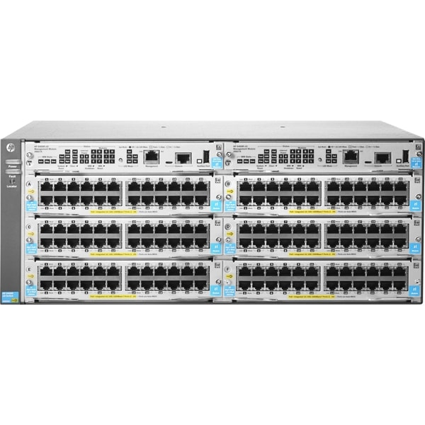 HP 5406R-44G-PoE+/4SFP (No PSU) v2 zl2 Switch