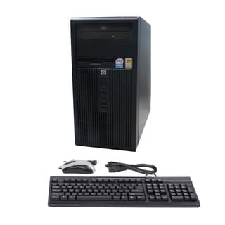 HP Compaq DX2200 Intel Pentium D 3.4GHz 2048MB 160GB Combo Drive Windows 7 Home Premium (32-bit) MT Computer (Refurbished)