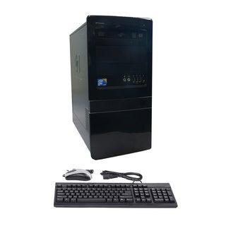 HP Compaq DX7500 Intel Core 2 Duo 2.33GHz 2048MB 320GB DVDRW Windows 7 Home Premium (32-bit) MT Computer (Refurbished)