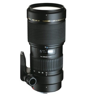Tamron SP 70-200mm F/2.8 Di LD (IF) Macro AF Lens for Canon EOS DSLR Cameras