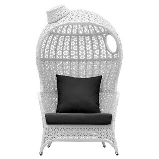 Exotica Cushioned Outdoor Big Lounge Chair
