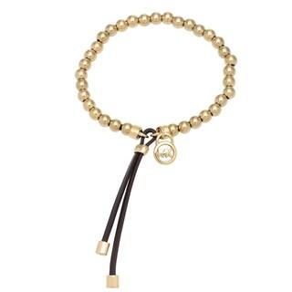 Michael Kors Goldtone Slide Bracelet