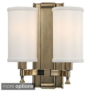 Hudson Valley Palmdale 2 Light Wall Sconce