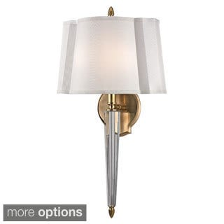 Hudson Valley Oyster Bay 2 Light Wall Sconce