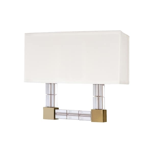 Hudson Valley Alpine 2 Light Wall Sconce