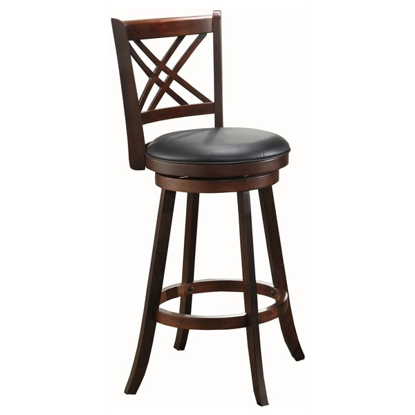 Whitaker Furniture Double X-back Stools (Set of 2)