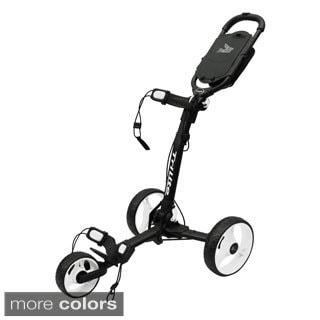 Axglo TriLite 3-wheel Push Cart