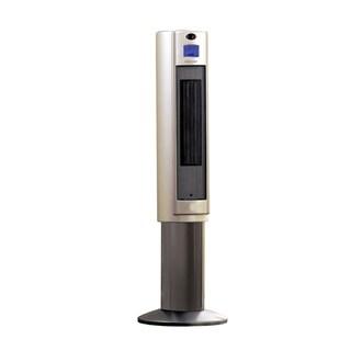 Sunpentown Indoor Kitchen Pedestal Ceramic Heater