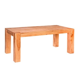 Greentrend Natural Bleach Dining Table