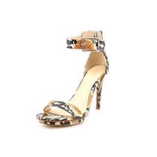 Calvin Klein Women's 'Vivian' Leather Sandals
