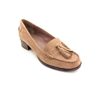 Lauren Ralph Lauren Women's 'Pomona' Kid Suede Casual Shoes