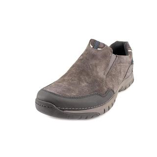 Clarks Men's 'Roebling Twin' Regular Suede Casual Shoes