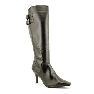 CL By Laundry Women's 'Sweet Heart' Faux Leather Boots (Size 8 )