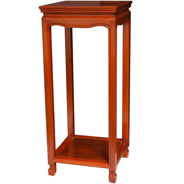Square Oriental Plant Stand (China)
