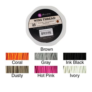 Wire Thread 25yd