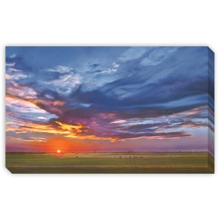 Gallery Direct Jon Eric Narum's 'New Years Day' Canvas Gallery Wrap Art