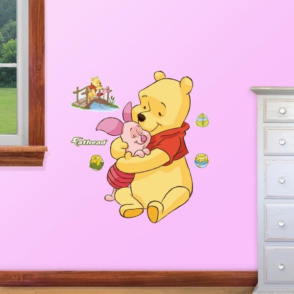 Fathead Jr. Winnie the Pooh Wall Decals