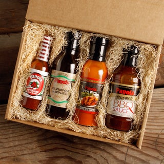 Panola Ultimate Grilling Sauce 4-piece Set